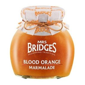 Blood Orange Marmalade 340G - Mrs Bridges
