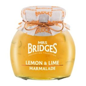 Lemon And Lime Marmalade 340G - Mrs Bridges