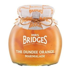 The Dundee Orange Marmalade 340G - Mrs Bridges