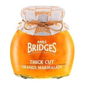 Thick Cut Orange Marmalade 340G - Mrs Bridges