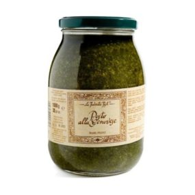 Pesto Alla Genovese 1000G - La Favorita Fish