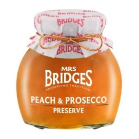 Peach And Prosecco Preserve 340G
